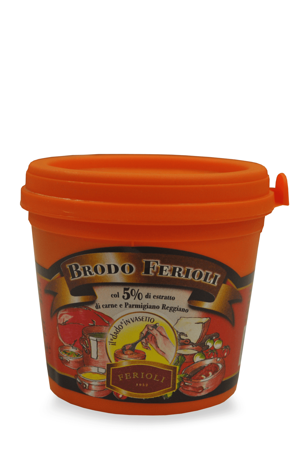 Meat Extract 5% paste broth 440g