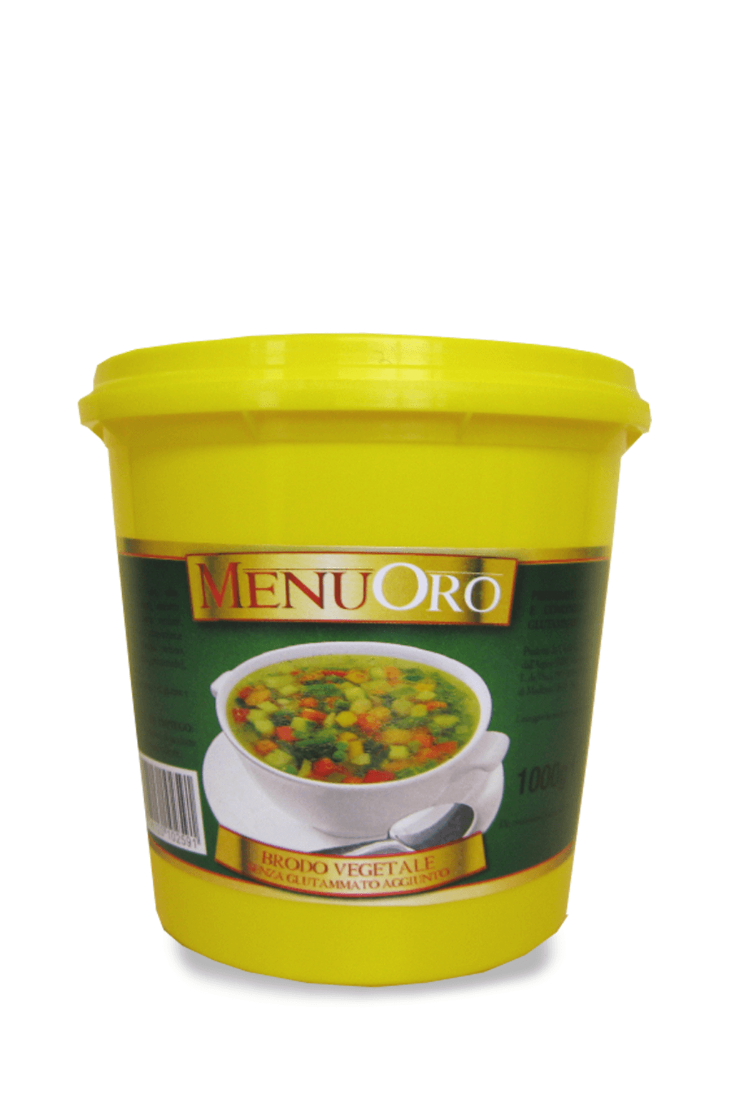 Vegetable paste broth without glutamate 1 Kg