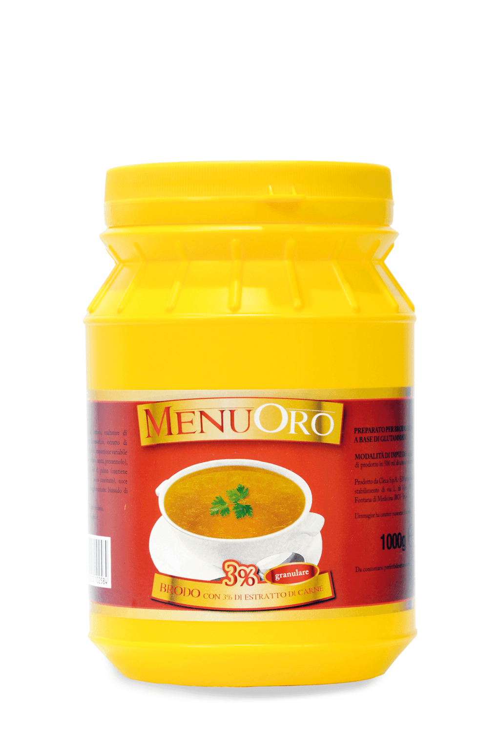 Meat Extract 3% granular broth 1 Kg